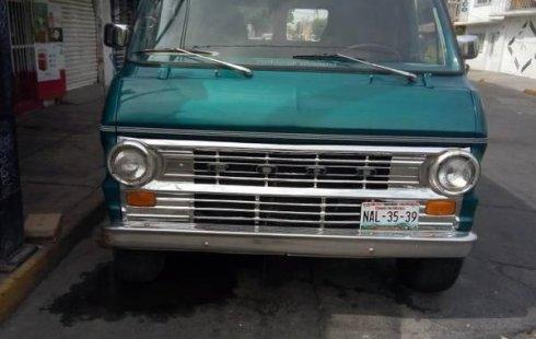 Precio de Ford Econoline 1971