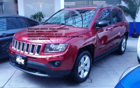 Jeep Compass 2015 Puebla