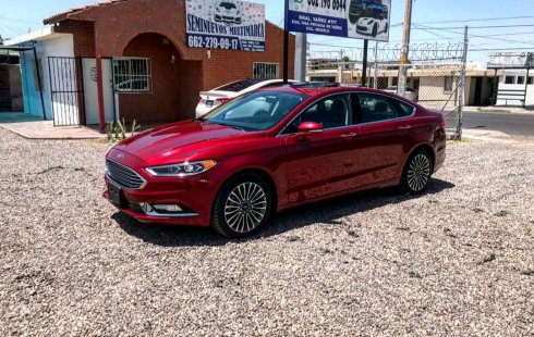 Ford Fusion SE Luxury Plus 2017
