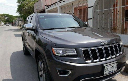 Jeep Cherokee 2014 usado en Yucatán