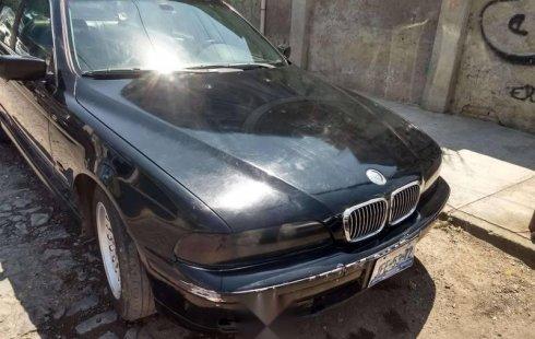 Un BMW Serie 5 1999 impecable te está esperando