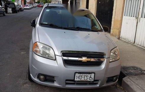 Coche impecable Chevrolet Aveo con precio asequible