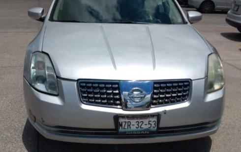 Urge!! En venta carro Nissan Maxima 2004 de único propietario en excelente estado
