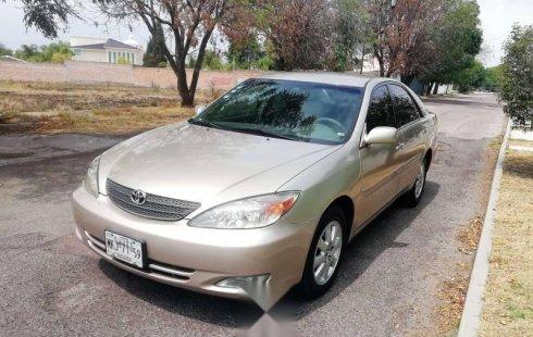 Toyota Camry impecable en Aguascalientes más barato imposible