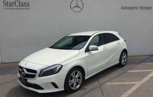 En venta un Mercedes-Benz Clase A 2017 Automático muy bien cuidado