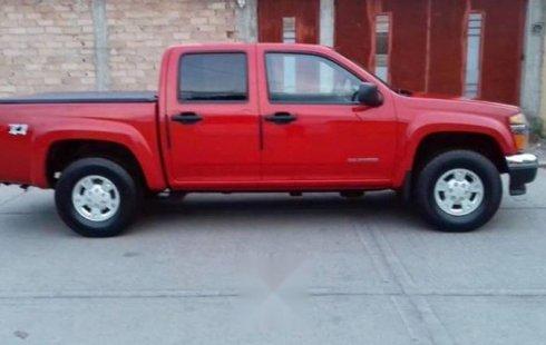 Vendo un Chevrolet Colorado por cuestiones económicas