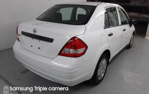 Auto usado Nissan Tiida 2015 a un precio increíblemente barato
