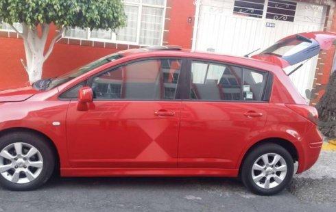 Urge!! Vendo excelente Nissan Tiida 2009 Automático en en Gustavo A. Madero