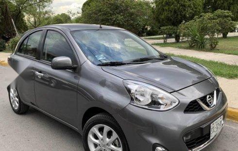 Urge!! En venta carro Nissan March 2016 de único propietario en excelente estado