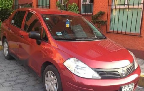 Nissan Tiida 2016 impecable