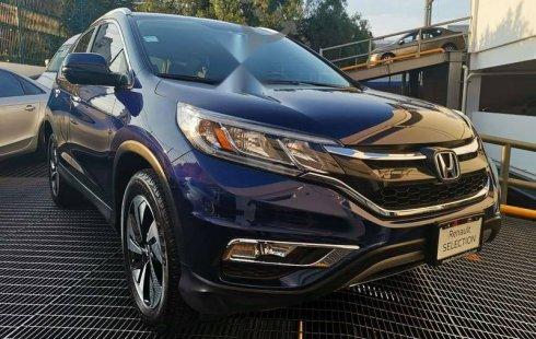 Quiero vender inmediatamente mi auto Honda CR-V 2016