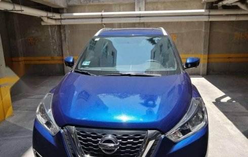SHOCK!! Un excelente Nissan Kicks 2018, contacta para ser su dueño