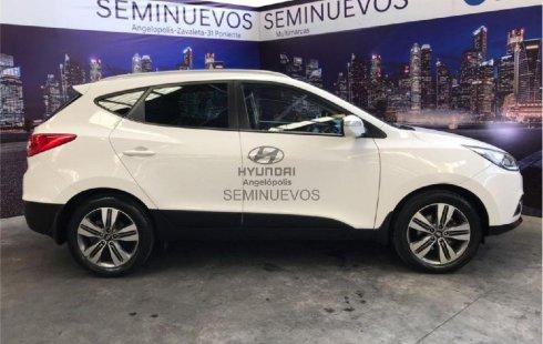 Hyundai ix35 2015 usado en Puebla