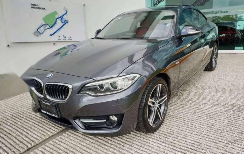 Coche impecable BMW 2 con precio asequible