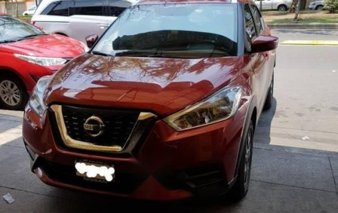 Urge!! En venta carro Nissan Kicks 2018 de único propietario en excelente estado