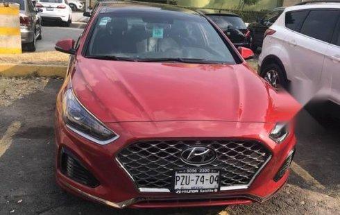 Auto usado Hyundai Sonata 2018 a un precio increíblemente barato