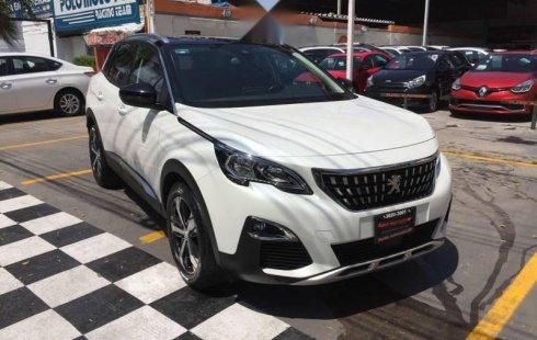 Quiero vender inmediatamente mi auto Peugeot 3008 2019 muy bien cuidado