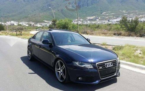 Vendo un carro Audi A4 2009 excelente, llámama para verlo