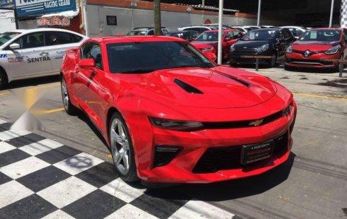 Llámame inmediatamente para poseer excelente un Chevrolet Camaro 2017 Automático