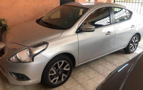 Nissan Versa 2017 barato en Monterrey