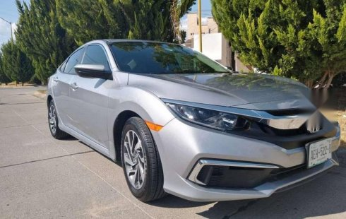 Quiero vender inmediatamente mi auto Honda Civic 2019