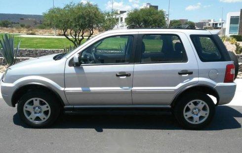 Ford EcoSport 2005 barato en Querétaro