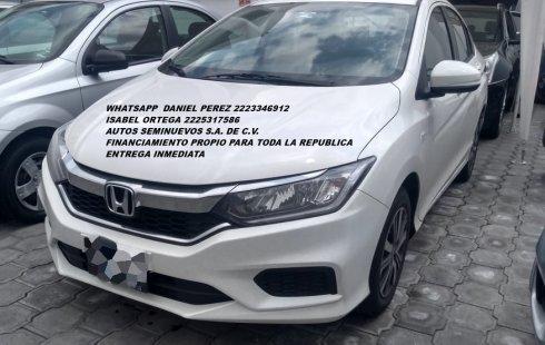 Honda City STD 2019 Puebla