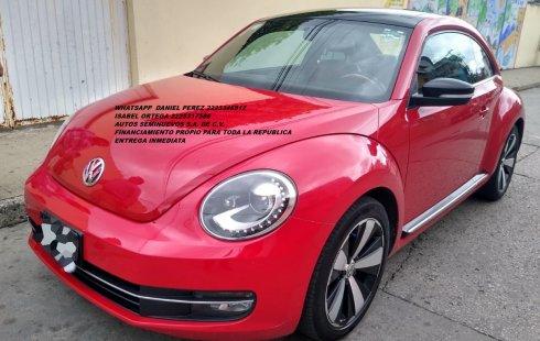 Beetle Turbo AUT 2015 Puebla