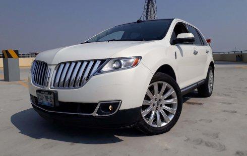 Lincoln MKX impecable en Puebla