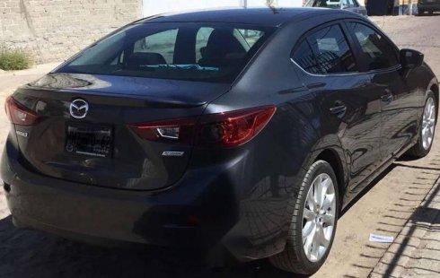 No te pierdas un excelente Mazda 3 2016 Automático en Querétaro