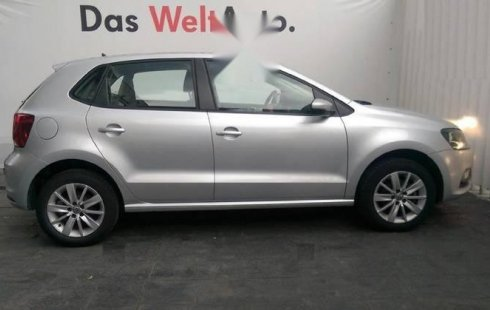 Volkswagen Polo 2017 impecable
