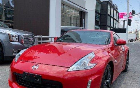 Se pone en venta un Nissan 370Z