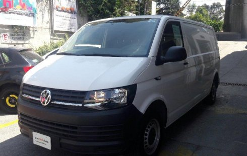 Volkswagen Transporter 2016 barato en Miguel Hidalgo