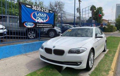 Se vende urgemente BMW Series 5 2014 Automático en Guadalajara