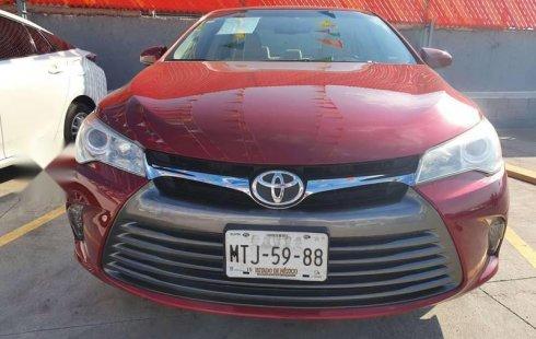 SHOCK!! Un excelente Toyota Camry 2015, contacta para ser su dueño