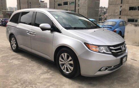 Honda Odyssey 2014 usado en Metepec