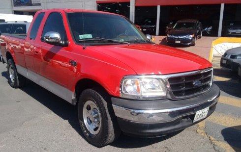 Quiero vender urgentemente mi auto Ford F-150 2002 muy bien estado