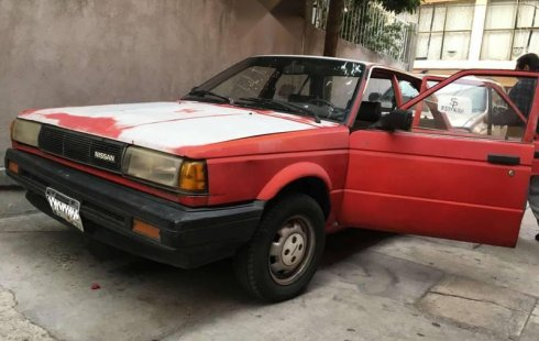Vendo un carro Nissan Tsuru 1991 excelente, llámama para verlo