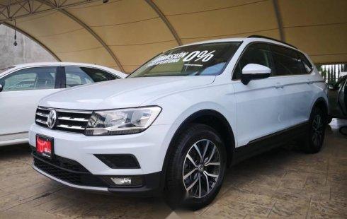 Volkswagen Tiguan impecable en Irapuato