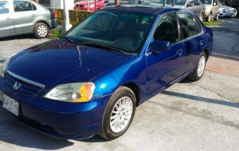 Quiero vender urgentemente mi auto Honda Civic 2003 muy bien estado