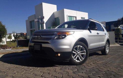 Urge!! Vendo excelente Ford Explorer 2013 Automático en en Puebla