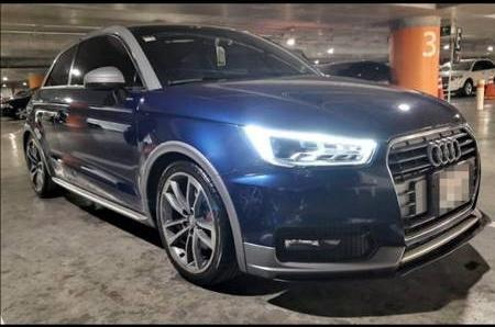 Se vende urgemente Audi A1 2016 Automático en Coyoacán