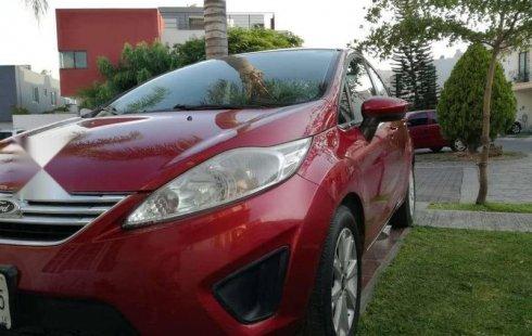 Me veo obligado vender mi carro Ford Fiesta 2013 por cuestiones económicas