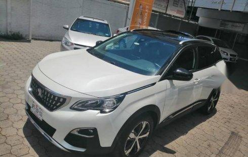 Un Peugeot 3008 2019 impecable te está esperando