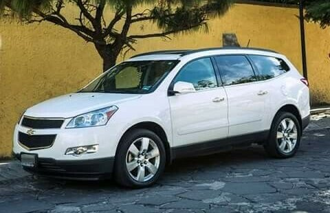 Tengo que vender mi querido Chevrolet Traverse 2012 en muy buena condición