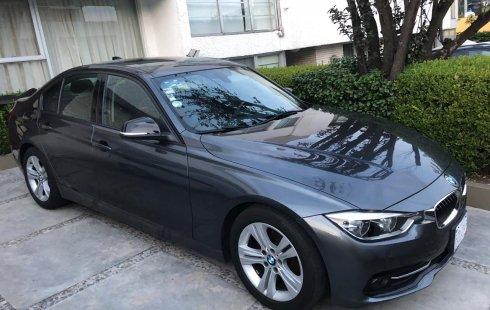 Muy cuidado BMW 320ia Sport Line-2016