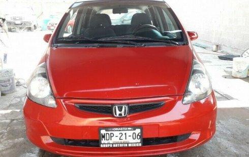 Quiero vender urgentemente mi auto Honda Fit 2007 muy bien estado
