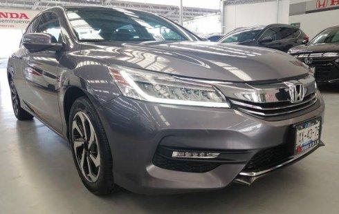 En venta un Honda Accord 2017 Automático muy bien cuidado
