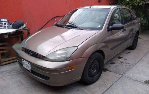 Llámame inmediatamente para poseer excelente un Ford Focus 2004 Automático