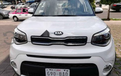 Urge!! Un excelente Kia Soul 2018 Automático vendido a un precio increíblemente barato en Huixquilucan